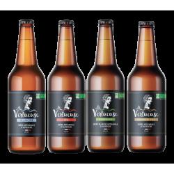 Pack de 6 bières à choisir - 33 cl