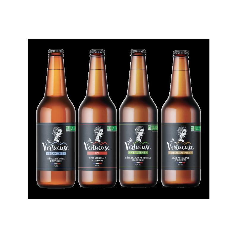 Enivrement, pack à composer : 12 bières en 33cl