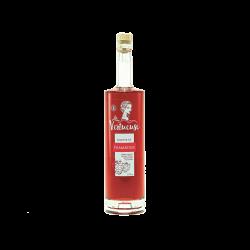 Liqueur artisanale de Framboise digestive 35° - Contenance 70cl