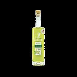 Liqueur de menthe artisanale digestive 35° - Contenance 70cl