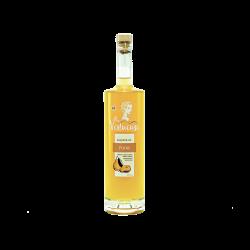 Liqueur de poire Williams artisanale digestive 35° - Contenance 70cl