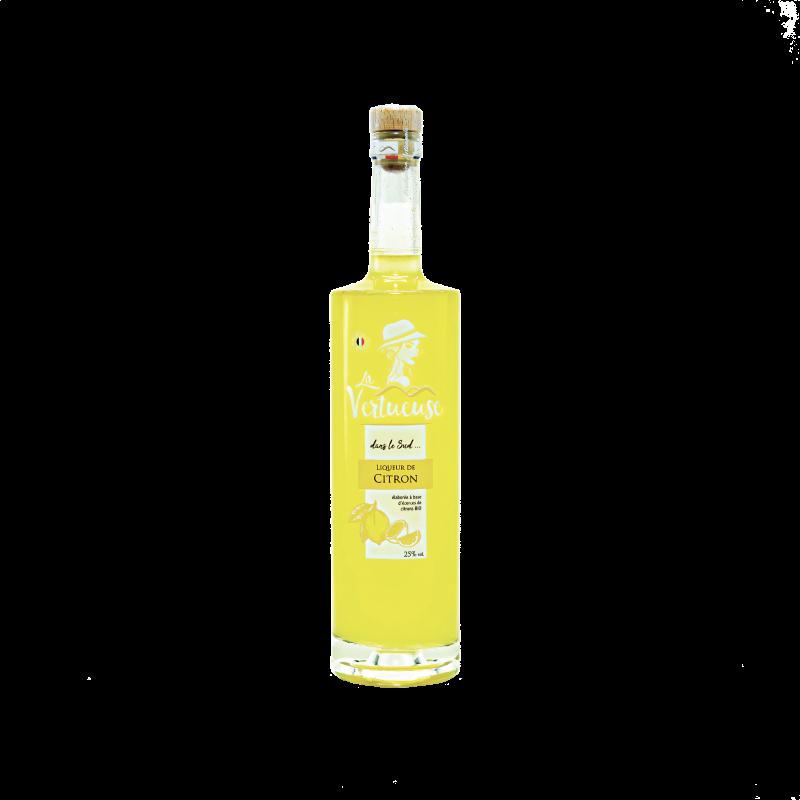 Liqueur de Citron_25°