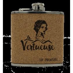 Flasque en Liège La Vertueuse